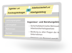 Redesign der Website von Höhn-IFAA